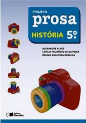 Projeto Prosa História 5º Ano - 2ª Edição