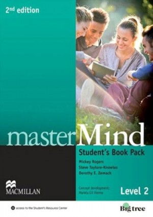 MasterMind 2nd Edition Stundent´s Pack With Workbook 2