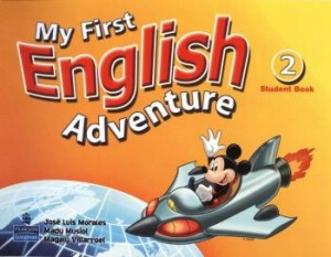 My First English Adventure Student Book 2