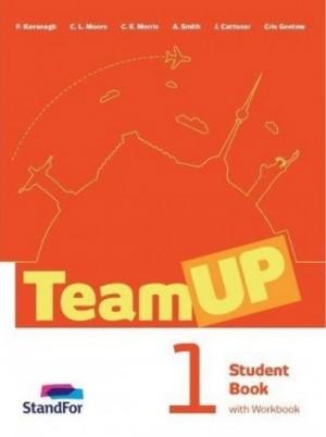 Team Up Volume 1 - 6º Ano