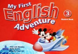 My First English Adventure Student Book 3