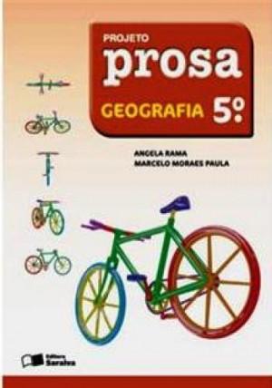 Projeto Prosa Geografia 5º Ano - 2ª Edição