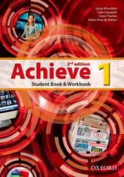 Achieve Student Book & Workbook 1 - 2ª Edição