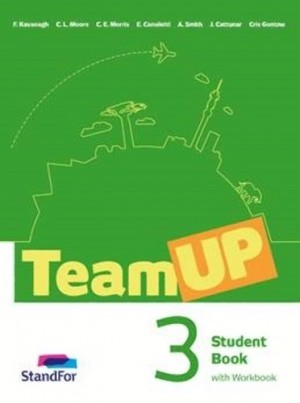 Team Up Volume 3 - 8º Ano