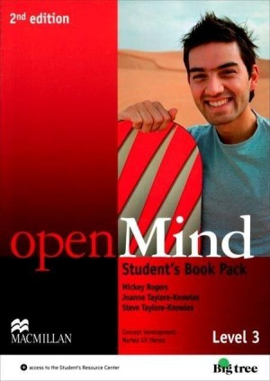 OpenMind 2nd Edition Student´s Book Pack 3