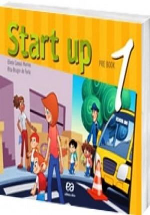 Start Up Pré-Book 1 - 1ª Edição