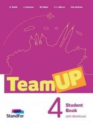 Team Up Volume 4 - 9º Ano
