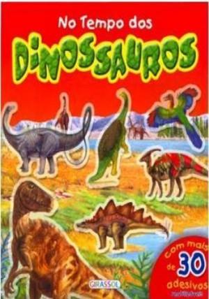 No Tempo dos Dinossauros - Vol. 2