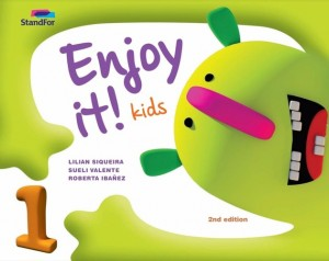 Enjoy It! Kids Educação Infantil 1 - 2nd Edition