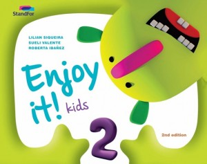 Enjoy It! Kids Educação Infantil 2 - 2nd Edition