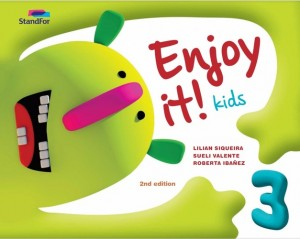Enjoy It! Kids Educação Infantil 3 - 2nd Edition