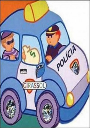 Minicarros Brilhantes - Polícia