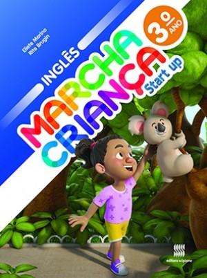 Marcha Criança Start Up Inglês 3º Ano - 1ª Edição
