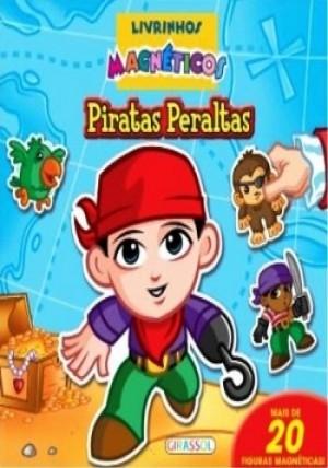 Livrinhos Magnéticos - Piratas Peraltas