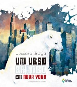 Um Urso Branco Em Nova York