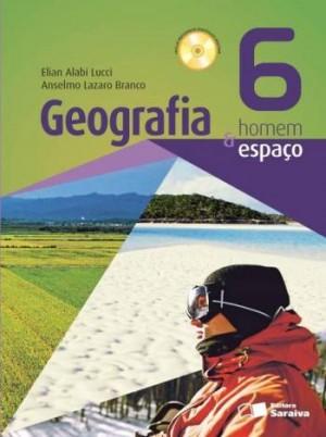 Geografia Homem e Espaço 6º Ano - 25ª Edição