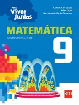 Para Viver Juntos Matemática 9º Ano - 3ª Edição