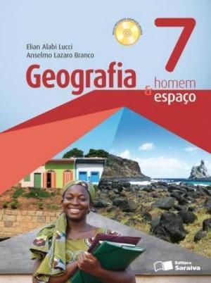 Geografia Homem e Espaço 7º Ano - 23ª Edição