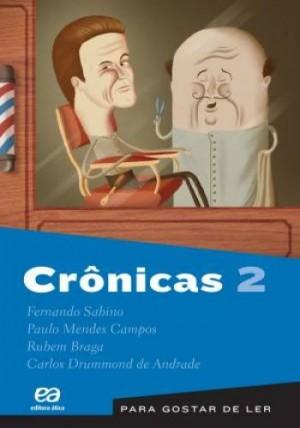 Crônicas 02 - Para Gostar de Ler