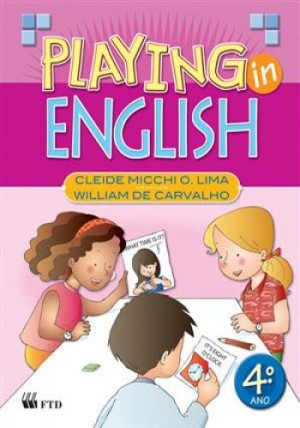 Playing in English 4º Ano