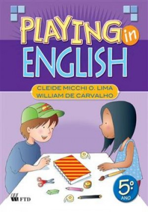 Playing in English 5º Ano