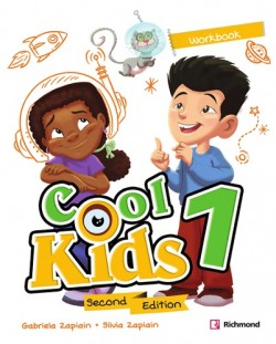 Cool Kids Workbook 1