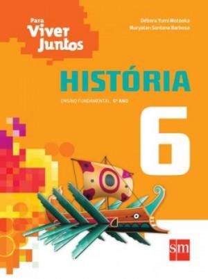 Para Viver Juntos História 6º Ano - 3ª Edição