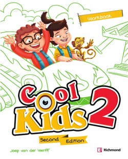 Cool Kids Workbook 2