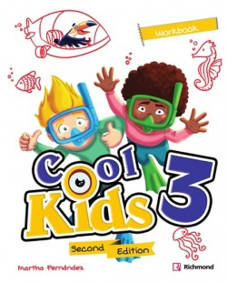 Cool Kids Workbook 3