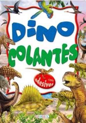 Dino Colantes Vermelho