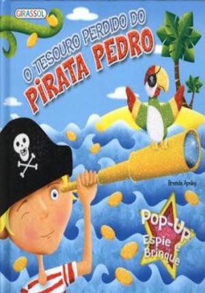 Espie e Brinque - O Tesouro Perdido do Pirata Pedro