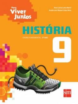 Para Viver Juntos História 9º Ano - 3ª Edição