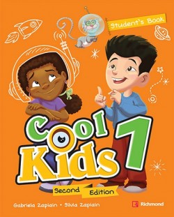 Cool Kids 1 - 2nd Edition