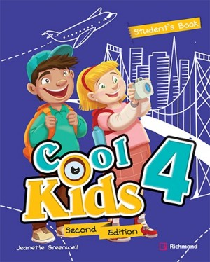 Cool Kids 4 - 2nd Edition