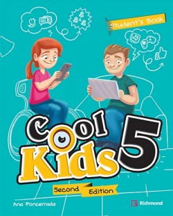 Cool Kids 5 - 2nd Edition