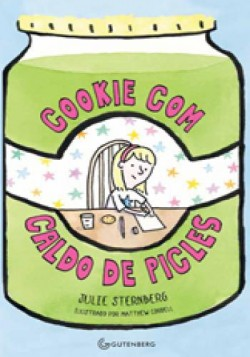 Cookie Com Caldo de Picles
