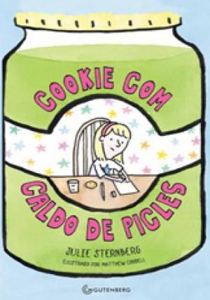 Cookie Com Caldo de Picles