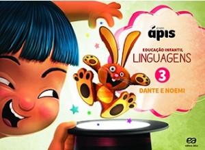 Projeto Ápis Linguagens Educação Infantil Volume 3