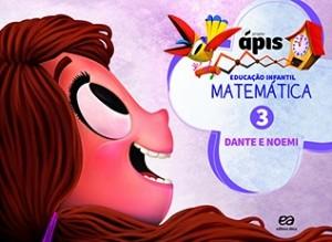 Projeto Ápis Matemática Educação Infantil Volume 3