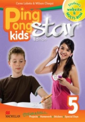 Ping Pong Kids Star Edition 5º Ano