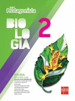 Ser Protagonista Biologia Volume 2 - 2ª Edição