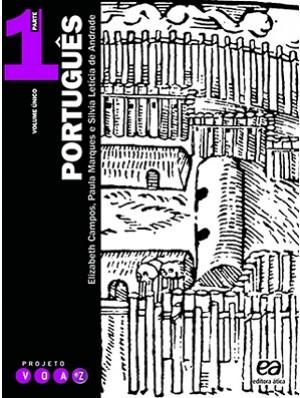 Projeto Voaz Português Volume Único - 1ª Edição