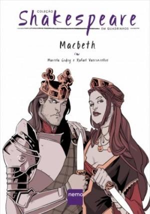 Macbeth - Coleção Shakespeare em Quadrinhos