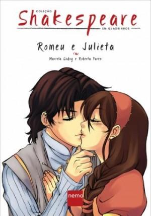Romeu e Julieta - Coleção Shakespeare em Quadrinhos
