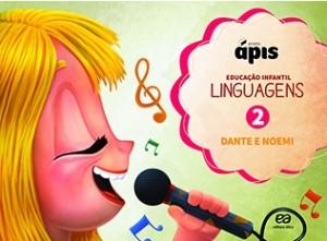 Projeto Ápis Linguagens Educação Infantil Volume 2