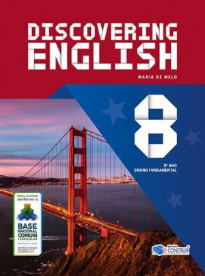 Discovering English 8. ano - 2020