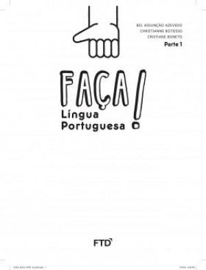 Faça Língua Portuguesa 1º Ano