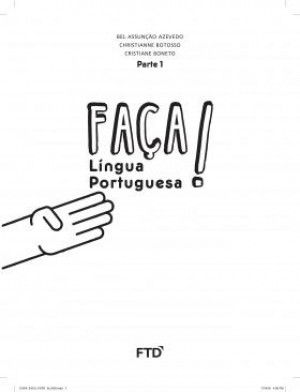 Faça Língua Portuguesa 4º Ano