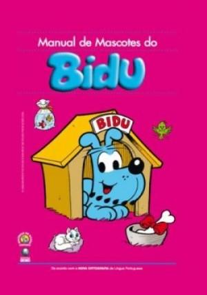 Manual de Mascotes do Bidu