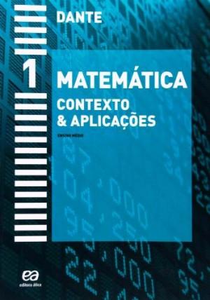 Matemática Contexto e Aplicações 1 - 5ª Edição